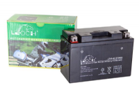 Leoch YT9BBS / YT9B4 - AGM SEALED Motorcycle Battery